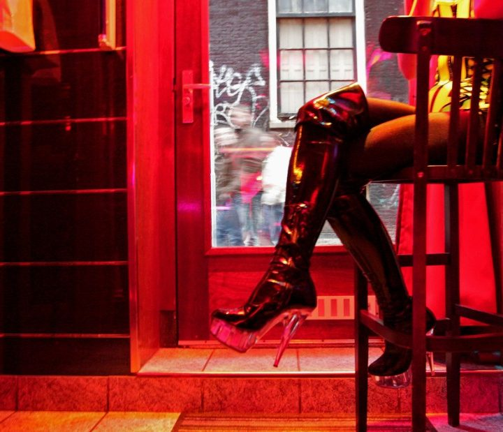 Amsterdam's 'prostitute hotel' plan to uproot red light district