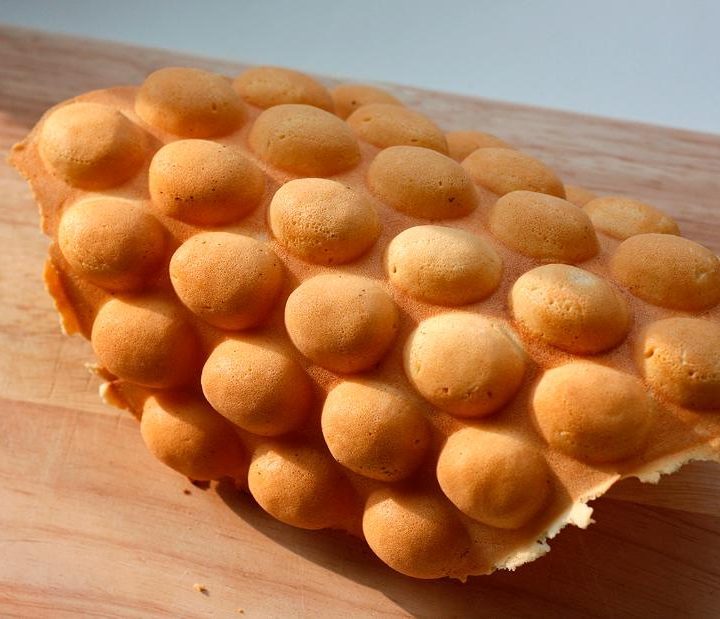 Bubble waffles: The uniquely Hong Kong snack that's popping up around the world
