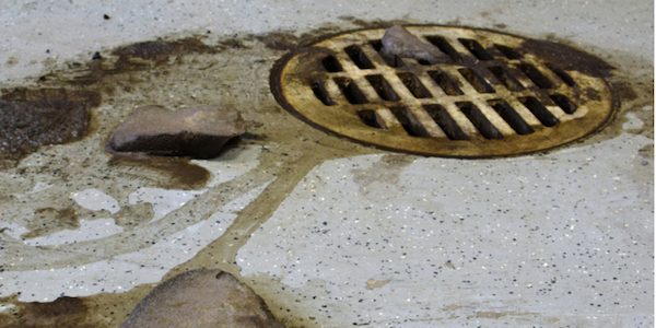 How to tell if your floor drain needs cleaning