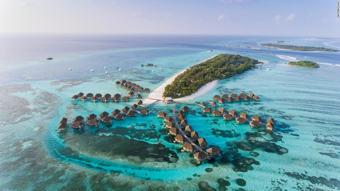 The Maldives is now open to all global tourists. Here's how they're doing it