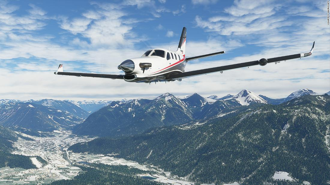 Microsoft Flight Simulator's 2020 reboot may be the safest way to fly this year