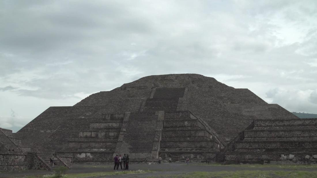 Mexico hopes to revive tourism with Teotihuacan reopening