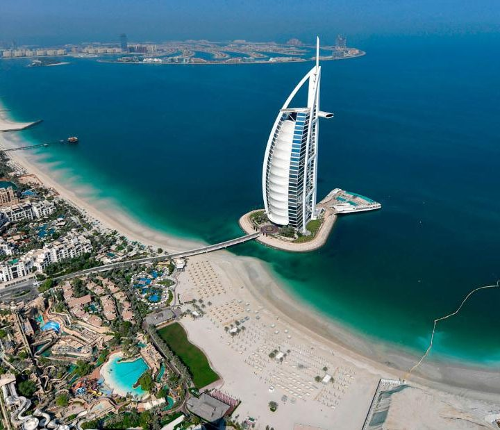 Year-round sunshine, pool days and zero taxes: How to move to Dubai and work remotely for a year