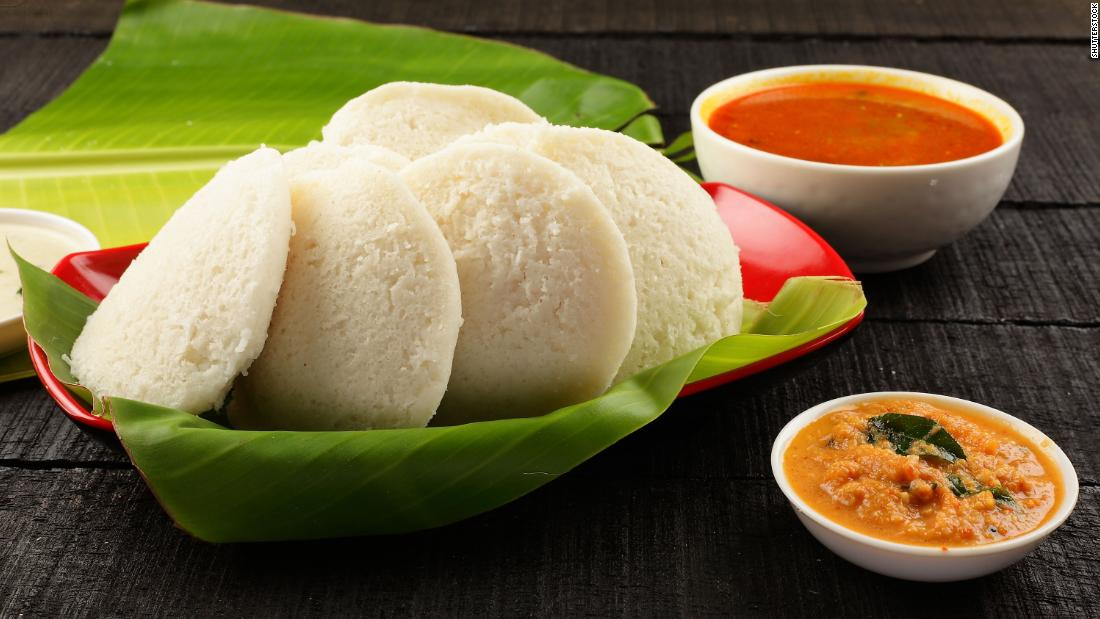 A British academic dissed idli, a popular Indian snack. It didn't go down well