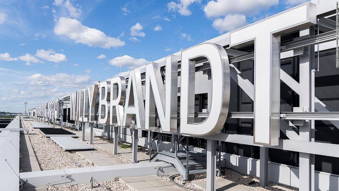 Nearly a decade late, Berlin's Brandenburg Airport finally opens (during a pandemic)