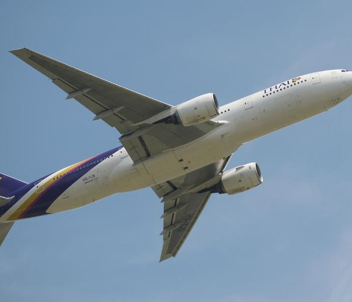 Thai Airways unveils 'flight to nowhere' for religious worshipers