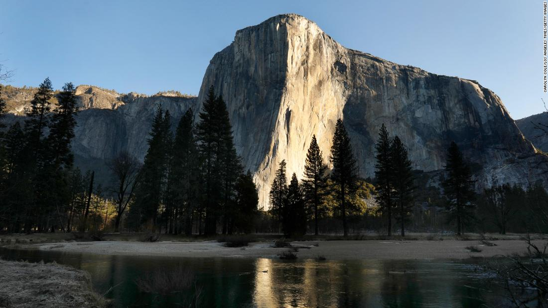 Emily Harrington becomes the fourth woman to free-climb El Capitan in under 24 hours