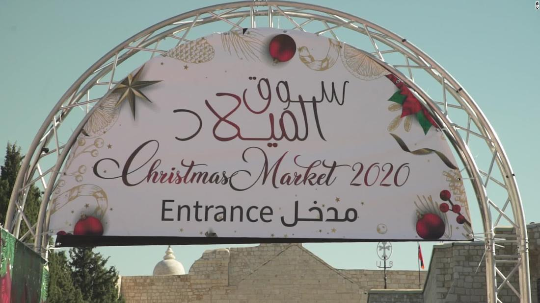 See what Bethlehem is like this Christmas