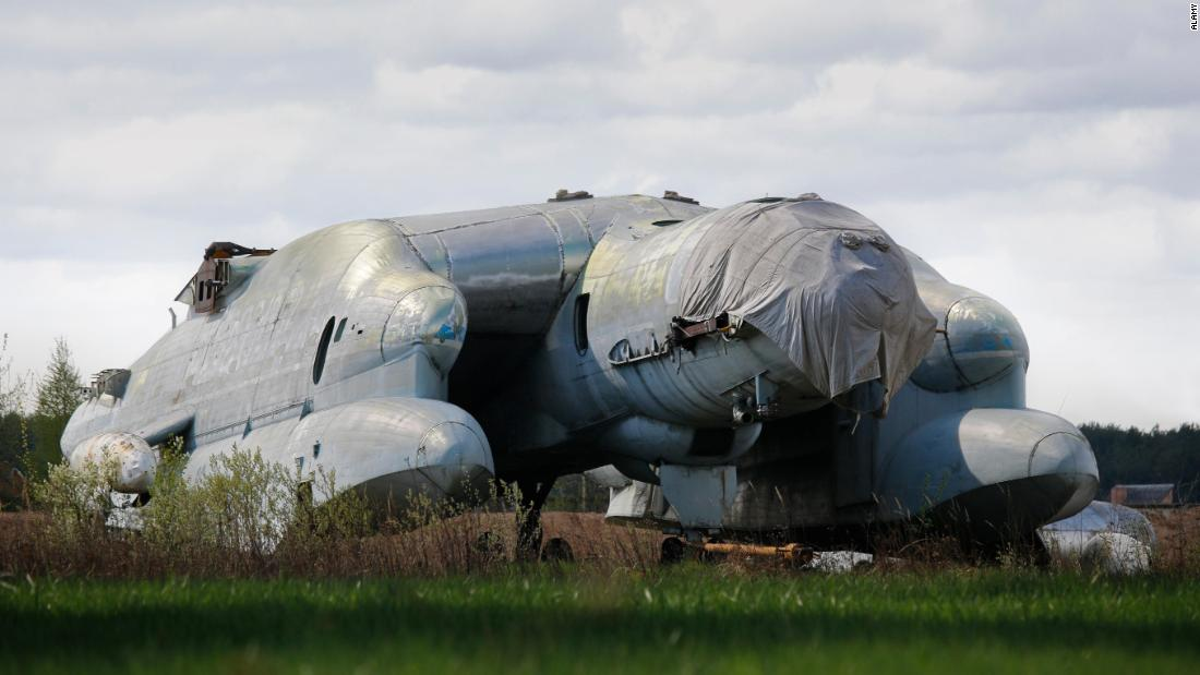 VVA-14: The 14-engined Soviet aircraft designed to take out US subs