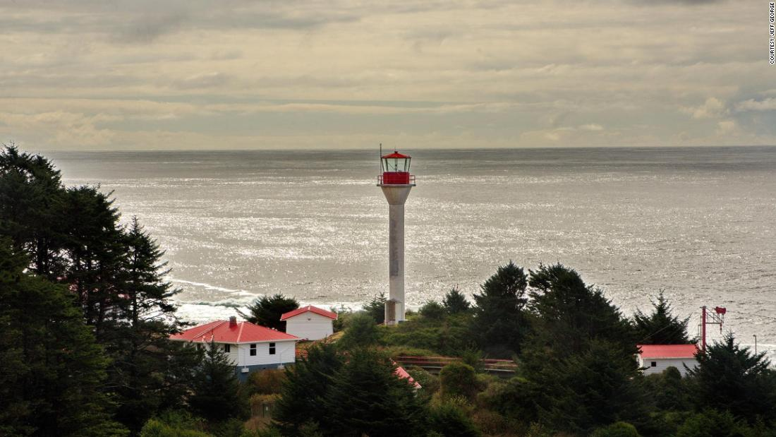 What it's like to be a 21st century lighthouse keeper