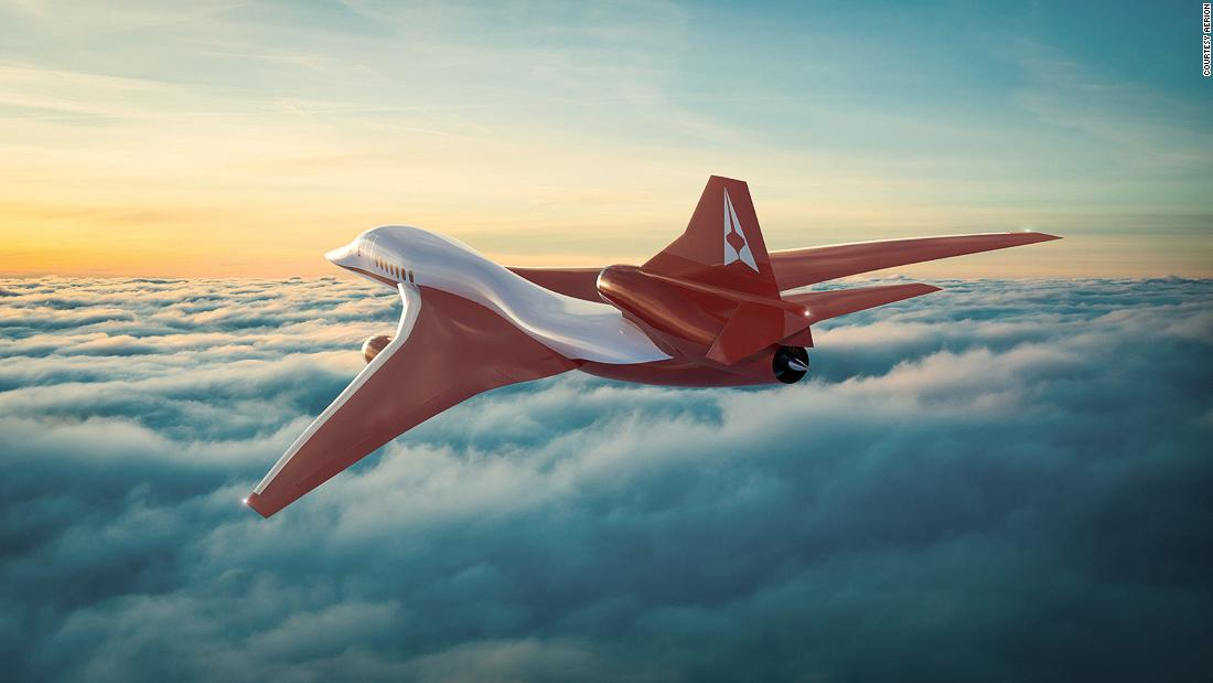 AS2 supersonic jet gets vast new Florida HQ