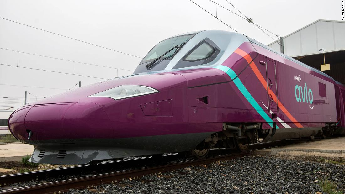 Spain launches low-cost bullet train from Madrid to Barcelona