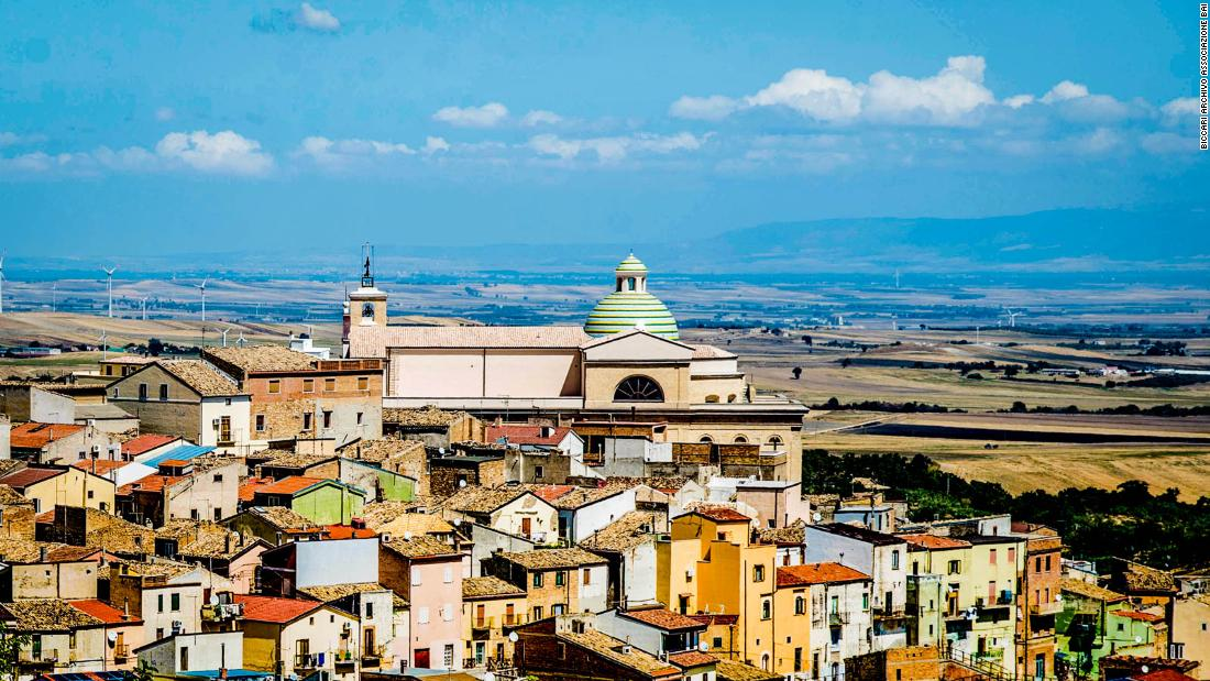 Italian town of Biccari in Puglia sells ready-to-occupy homes at bargain prices