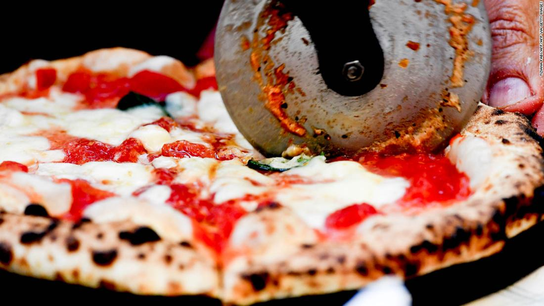 The history of pizza | CNN Travel