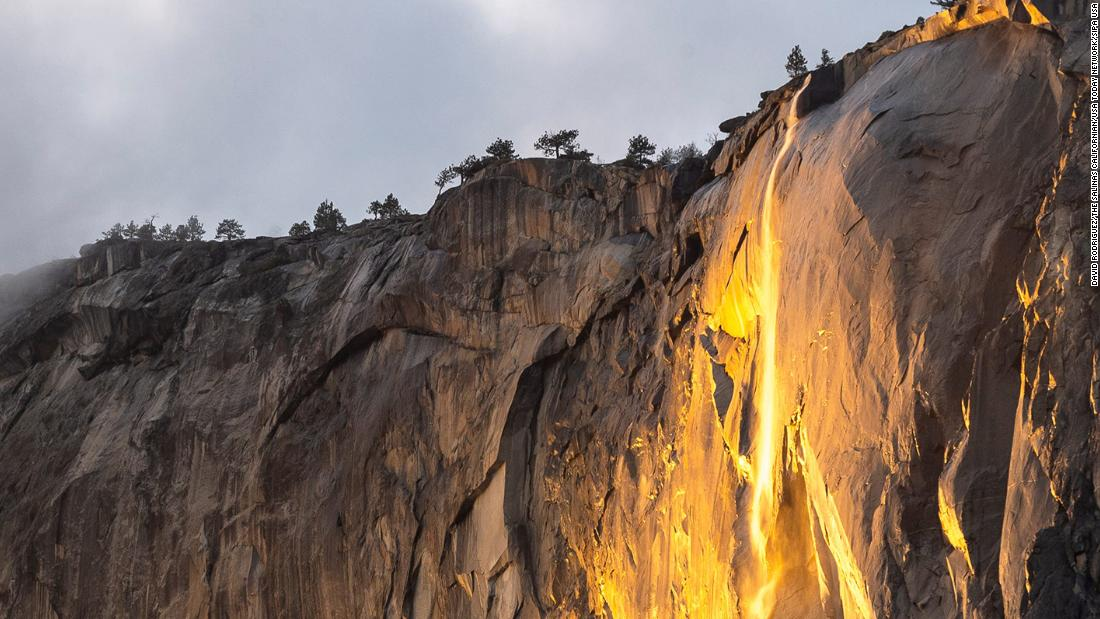 Firefall 2021 lights up -- and Yosemite has extended the viewing