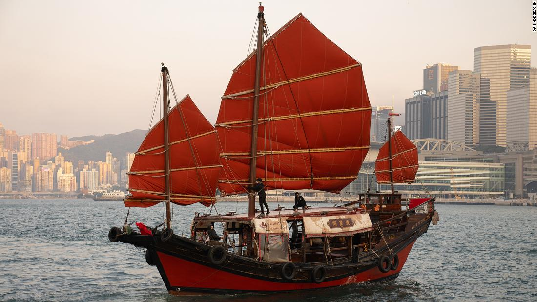 All aboard the Dukling: How the junk boat became a Hong Kong icon