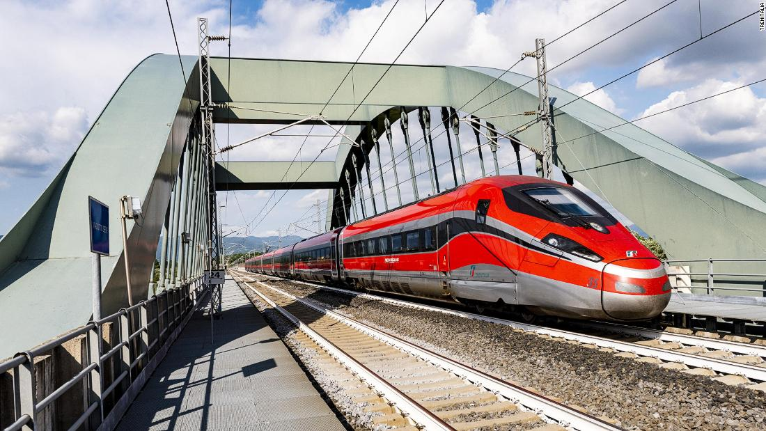 'Covid-free trains' are coming to Italy