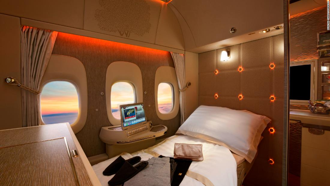 The greatest beds in the sky