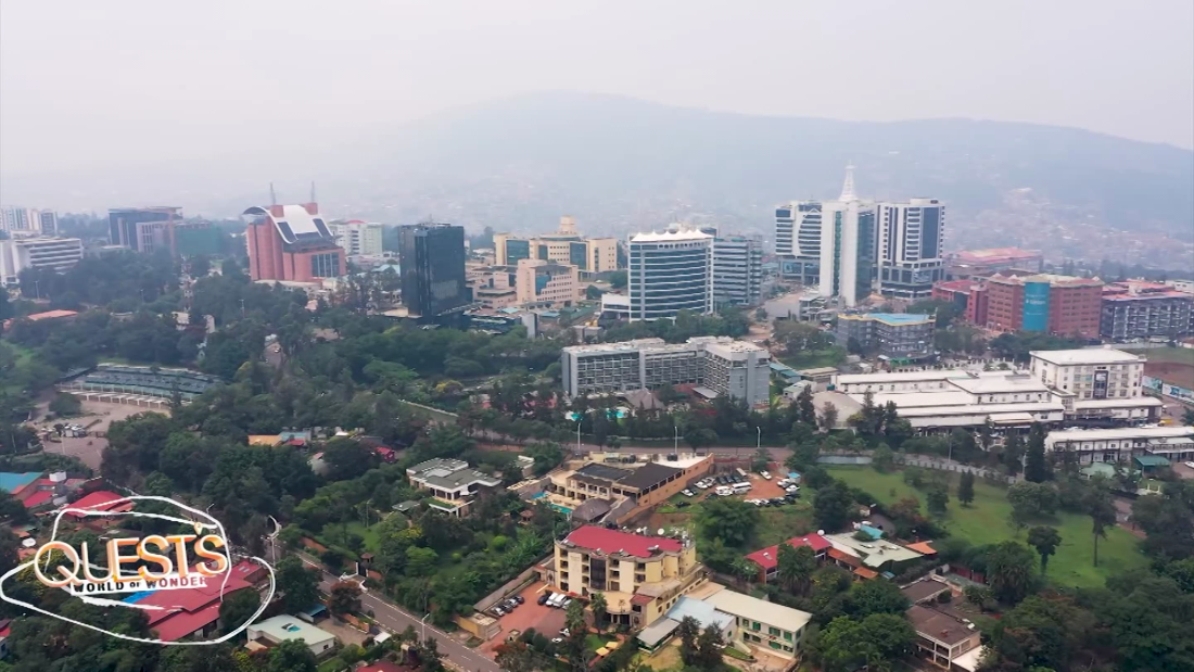 Kigali: A city with a new story to tell
