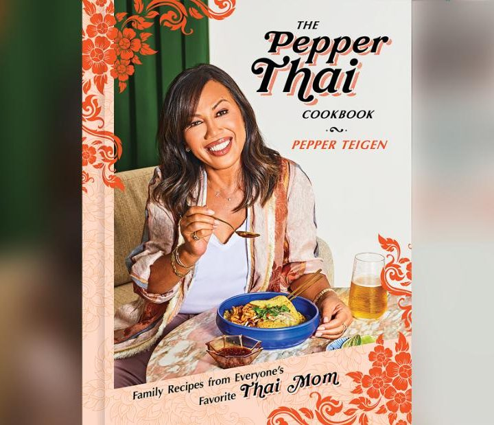 The Pepper Thai Cookbook: Chrissy Teigen's mom talks food, family and her need for Thai spice