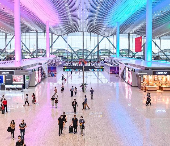 World's busiest airport: The pandemic has yielded a new No. 1