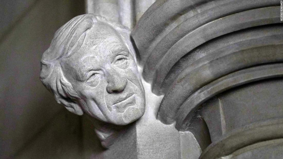 Holocaust survivor and Nobel laureate Elie Wiesel memorialized with bust at the Washington National Cathedral