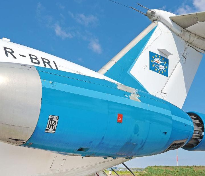 Romanian plane used by dictator Ceausescu up for auction