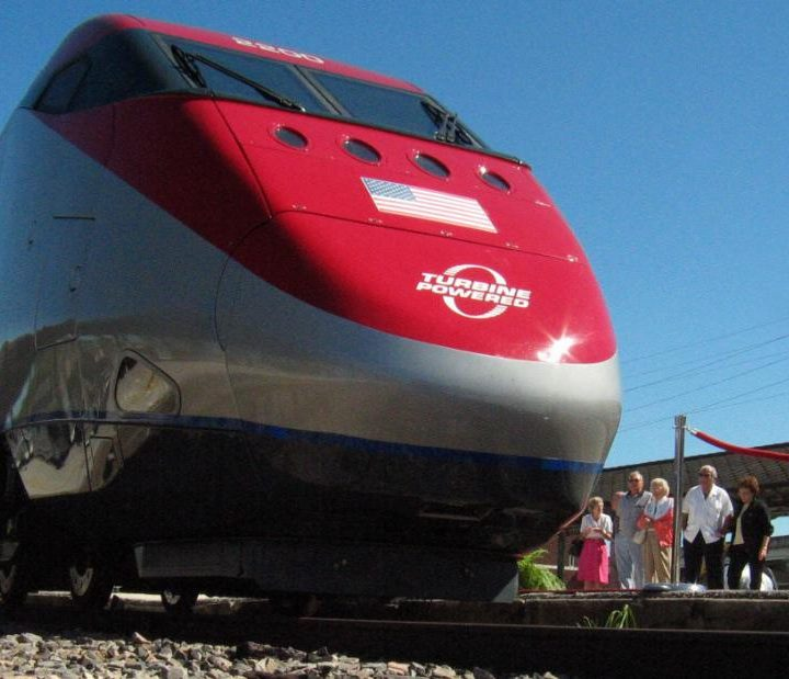 JetTrain: The high-speed dream that never took off