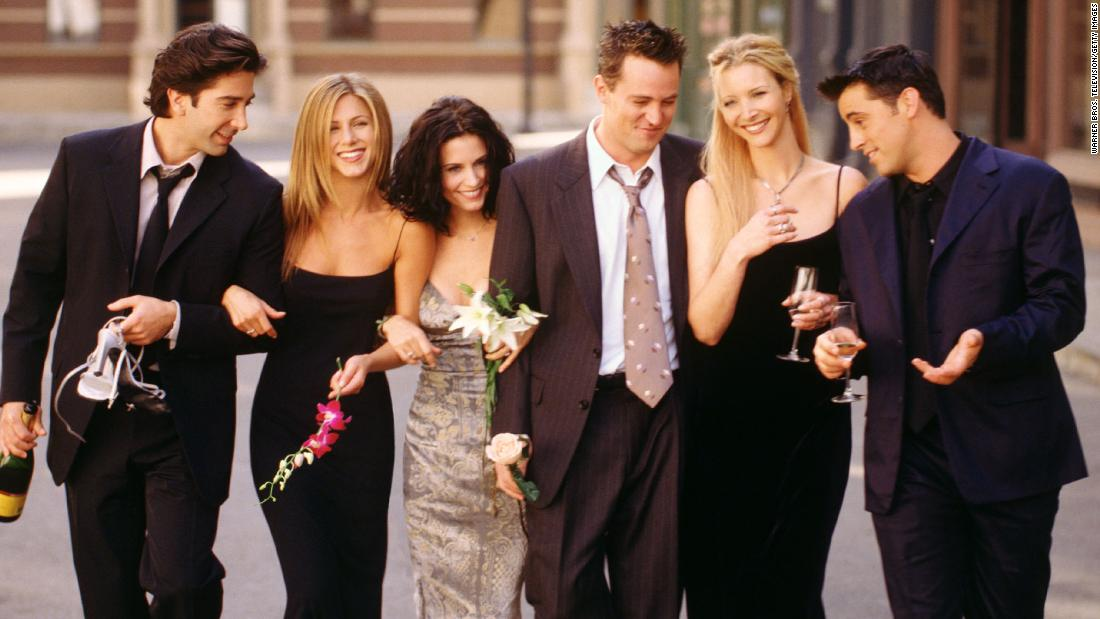 The 'Friends' cruise will soon be there for you