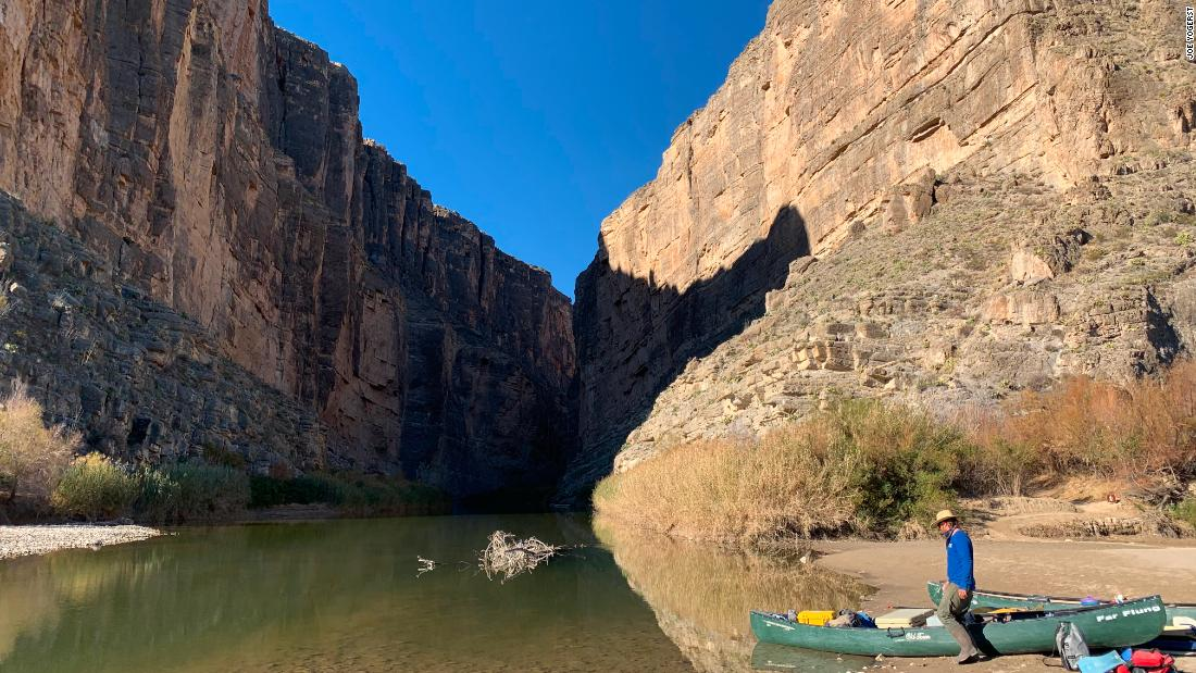 Big Bend National Park in Texas sheds a different light on the international frontier